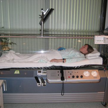 Hyperbaric Oxygen Peddler Disciplined for the Unauthorized Practice of Medicine