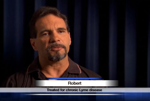 Robert- Misdiagnosed with Chronic Lyme Disease