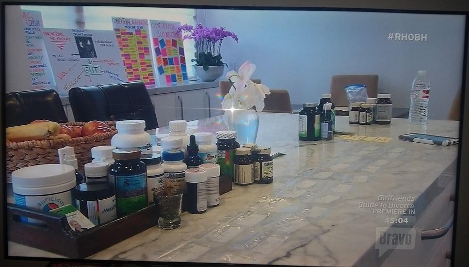 Yolanda Hadid- treatment list