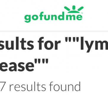 Scam Lyme disease fundraisers: Disturbingly prevalent